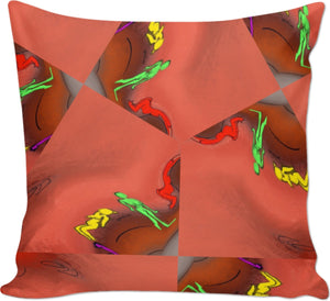 Couch pillows Abstract Collection Mini Nudes