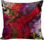 Couch pillows Abstract Collection Skull