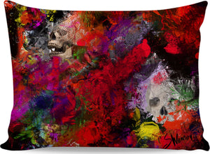 Pillow cases Abstract Collection Skull