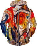 Hoodies Fireman Collection Abstract53