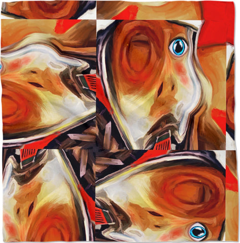 Bandanas Fireman Collection Abstract