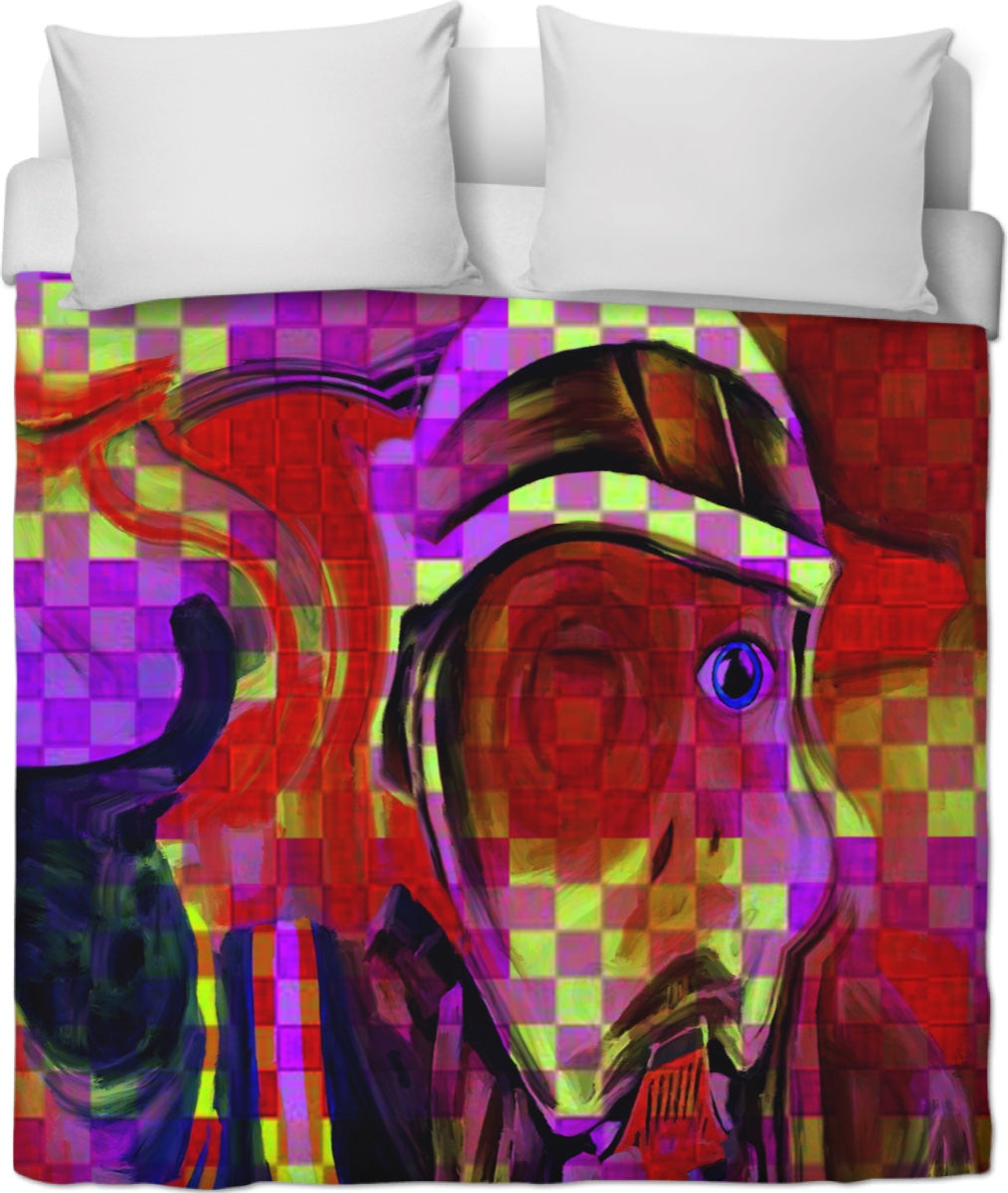 Duvet covers Fireman Collection Abstract45