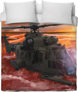 Duvet/Painting Collection Military