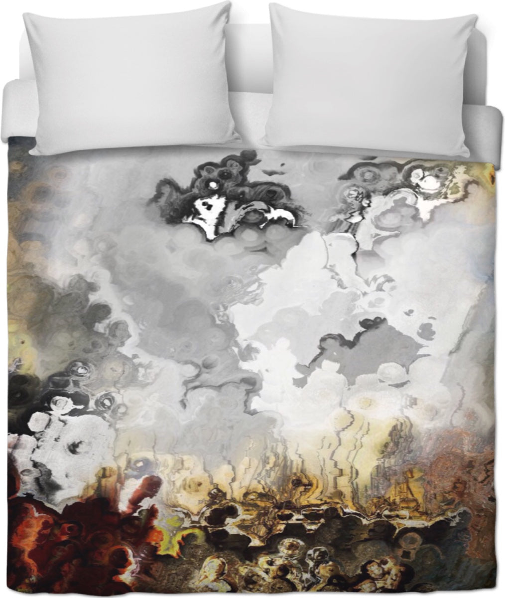 Duvet covers Abstract Painting