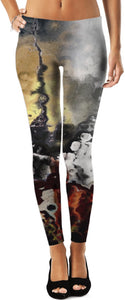 Leggings Abstract Collection legging13