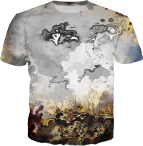 T-shirts Abstract Collection64