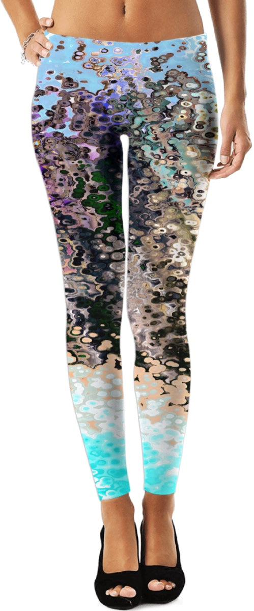 Leggings Abstract Collection leggings12