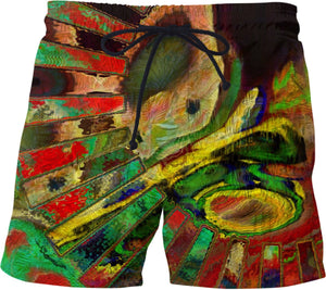 Swim shorts Abstract Collection swim shorts21