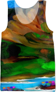 Tanktop Abstract Collection 16