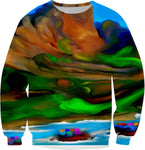 Sweatshirts Abstract Collection2