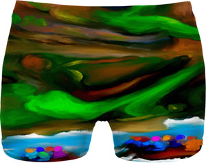 Boxer briefs/Abstract Collection Rafting25