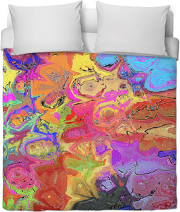 Duvet covers Abstract Painting Collection43