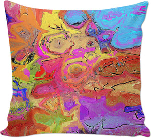 Couch pillows Abstract Painting Collection