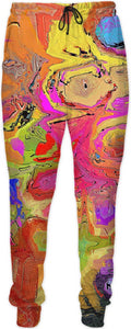 Joggers Abstract Painting Collection43