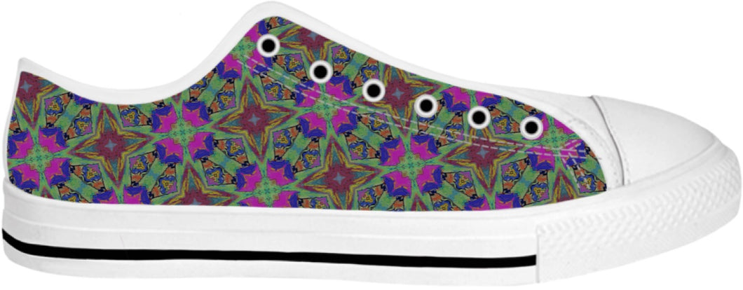 Low top shoes Pattern Collection412
