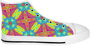 High Top Shoes Pattern Collection206