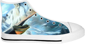 High Top Abstract Artic