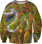 Sweatshirts Only For The Fearless the dragon