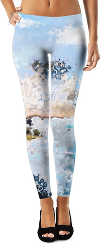 Leggings Abstract Collection2 artic