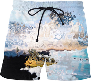 Swim shorts Abstract Collection artic