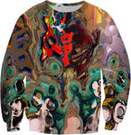 Sweatshirts Abstract Collection5