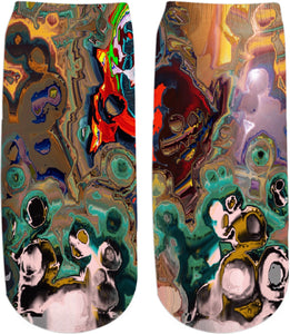 Ankle socks Abstract Collection5