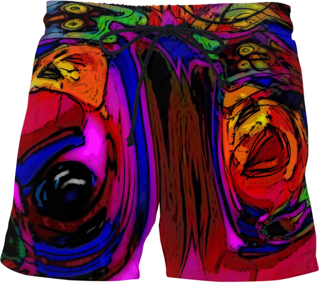 Swim shorts Abstract Collection6