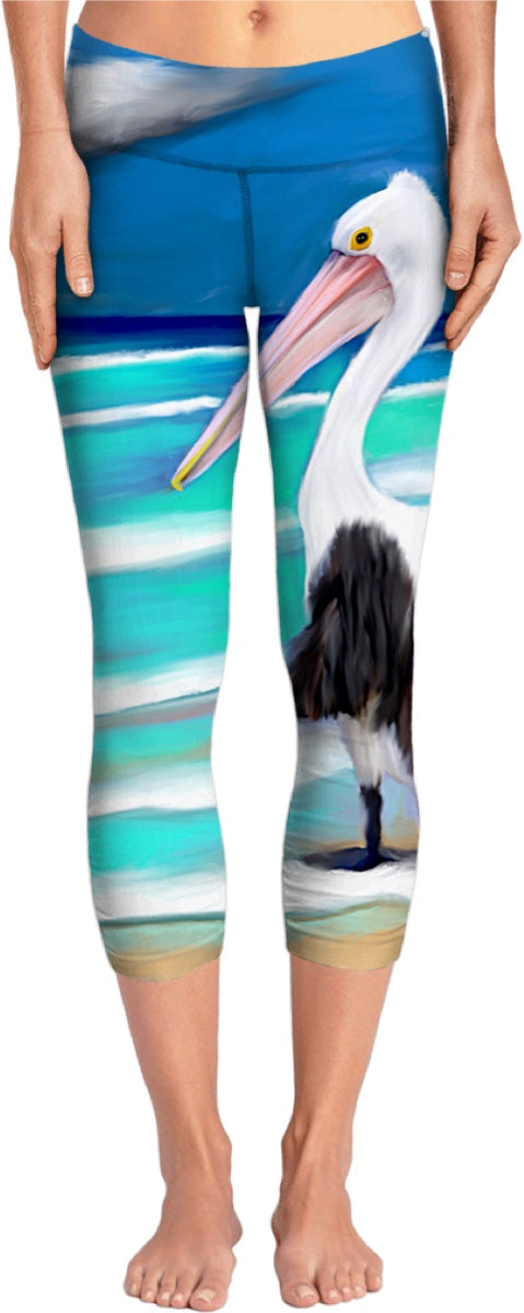 Yoga pants Pelican