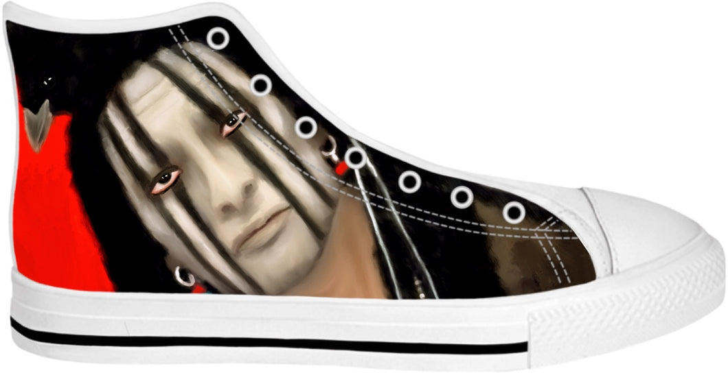 High Top Shoes/Indian1