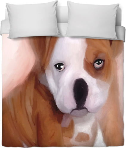 Duvet covers Puppy Sad Eyes