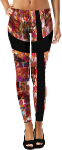 Leggings Abstract Collection15