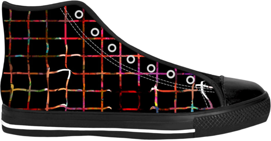 High Top Shoes Pattern Collection243