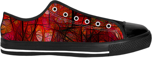 Low top shoes Abstract Collection