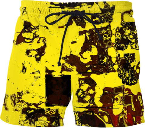 Swim shorts Abstract Collection10