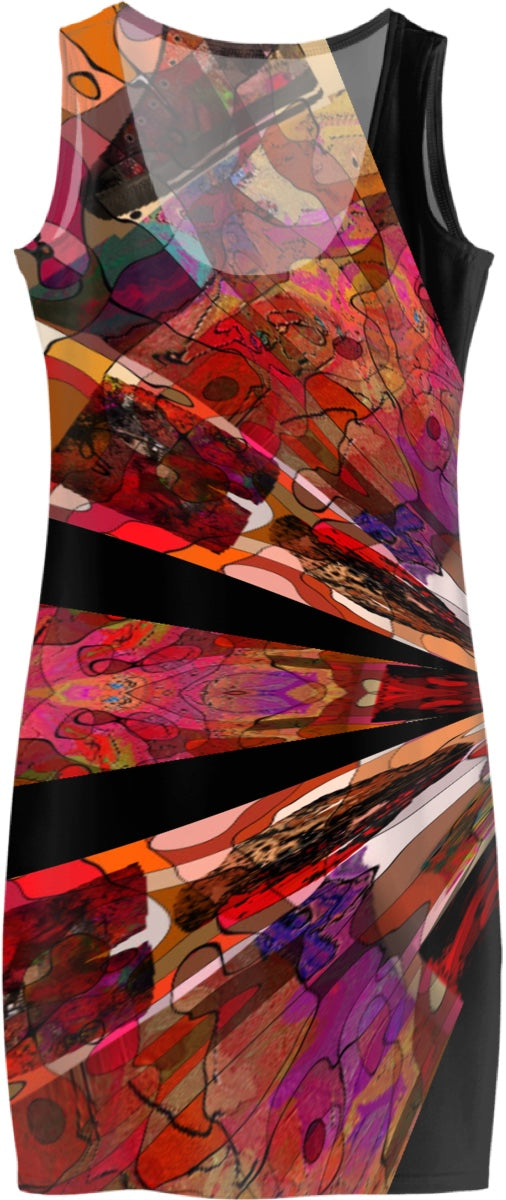 Women's Simple Dresses Abstract Collection26
