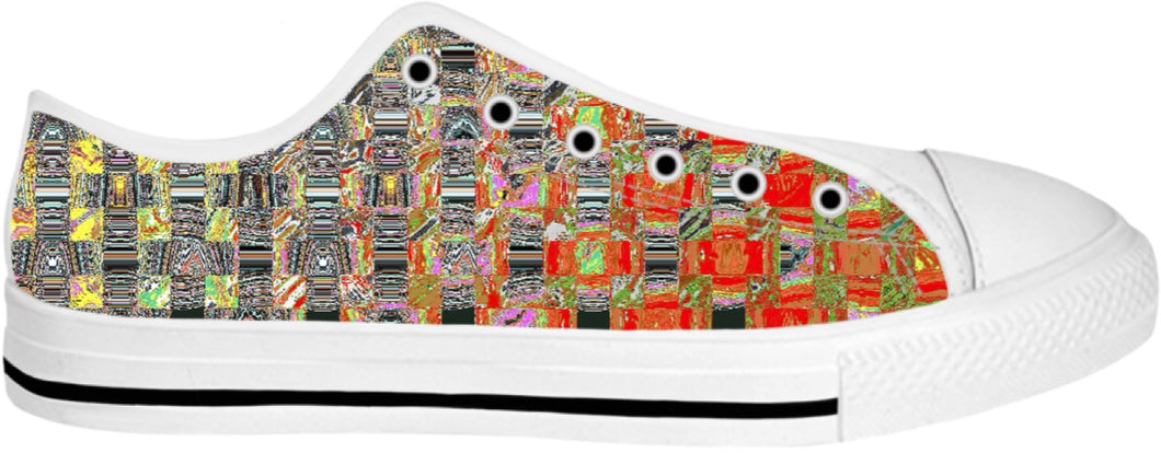 Low top shoes Pattern Collection419