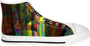 High Top Shoes Pattern Collection239