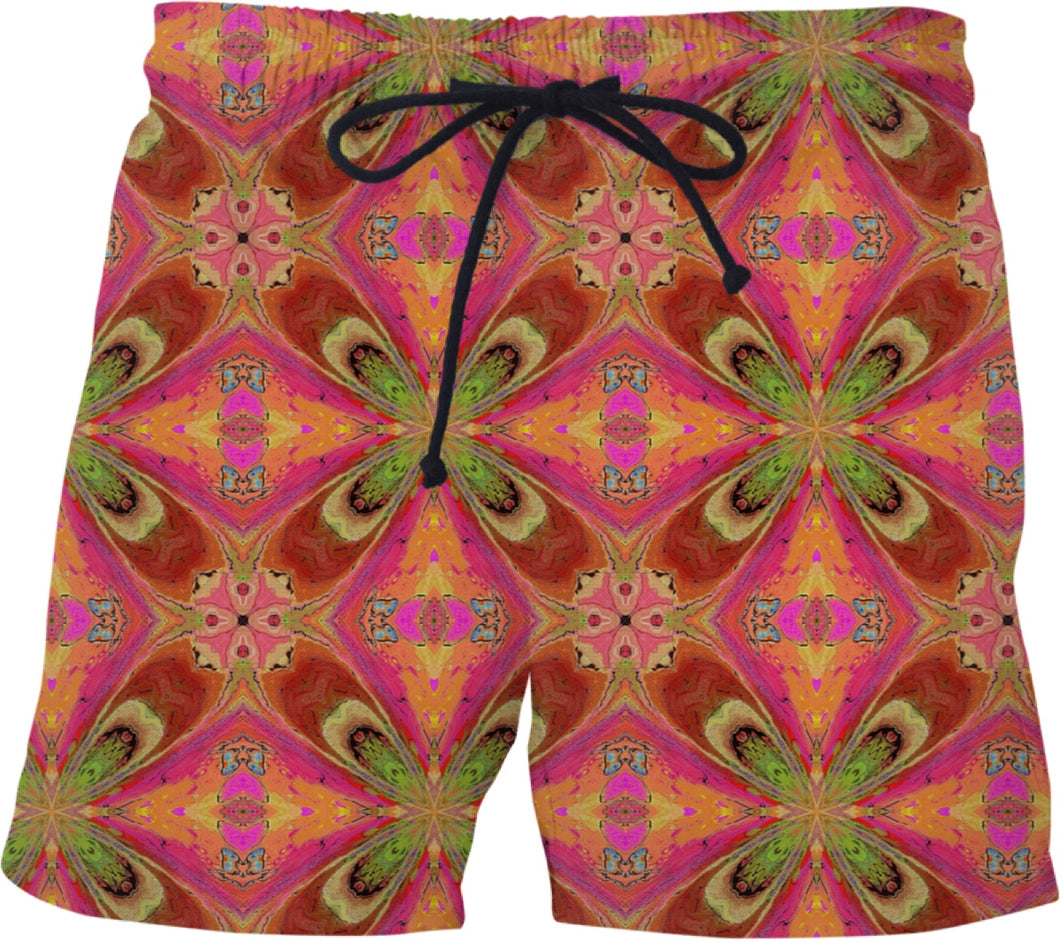 Swim shorts Pattern Collection multi color 455