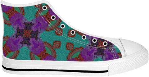 High Top Shoes Pattern Collection233