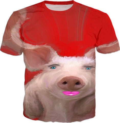 T-shirts Pig Collection226
