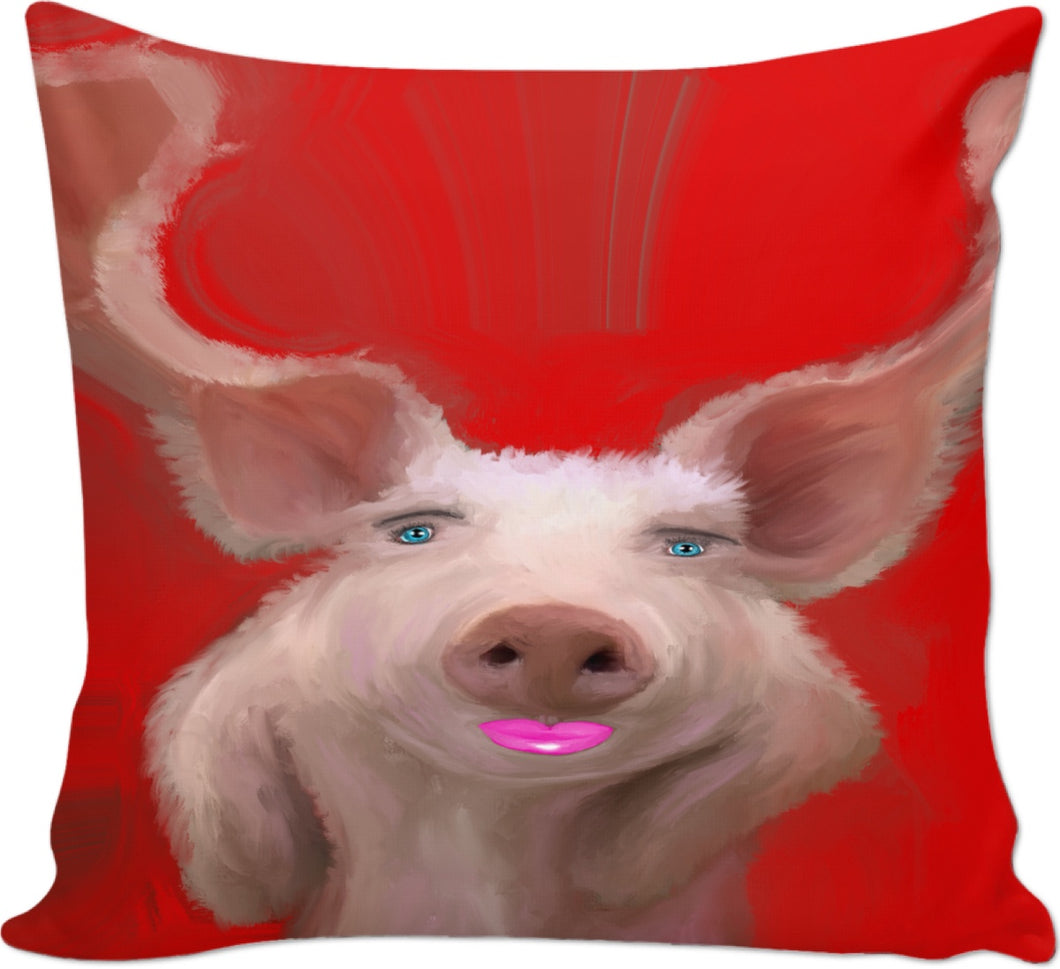 Couch pillows Pig Collection
