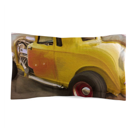 Pillow shams Microfiber Hotrod