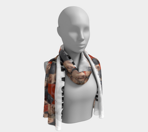 Fashion scarves rockstar n32