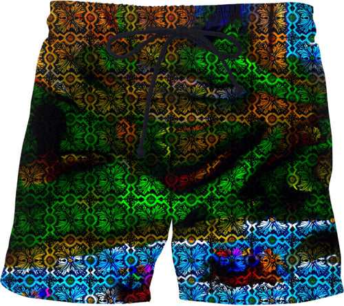 Swim shorts Rafting Collection53