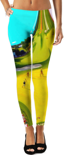 Leggings Golf Collection masters