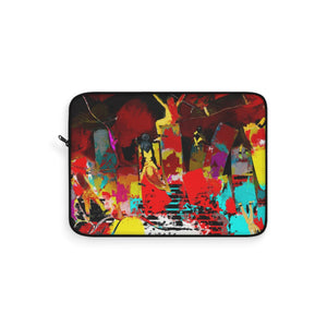 Laptop Sleeve Abstract nude