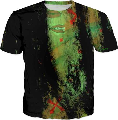 T-shirt Abstract Collection b/g