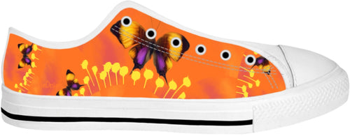 Low top shoes Butterfly