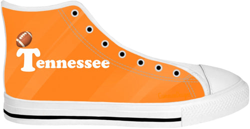 High Top Shoes Tennessee