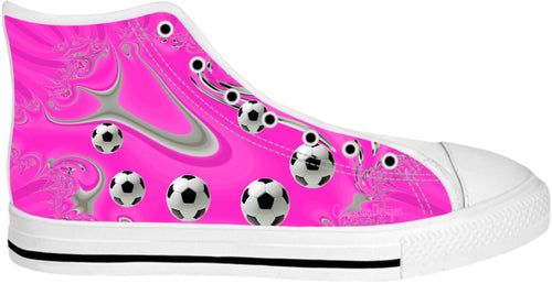 High Top Shoes Soccer